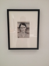 From Walker Evans, one of my favorite photographers from the south at the Biennale in Venice.